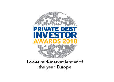 CVI z nagrodą Lower Mid Market Lender of the Year, Europe 2018